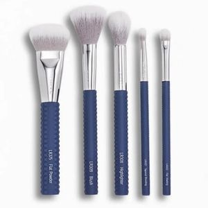 Laruce Cheek & Eye 5-Piece Brush Set